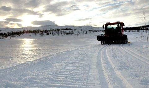 DUGNAD: Det inviteres til dugnad på skiløypene på Dagalifjell.