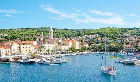 Kroatia: De fleste nordlendinger velger Kroatia som reisemål. I sommer er det satt opp ekstraganger.