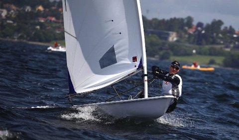 MORO: Om ikke alle får til akkurat det Mathias Mollatt gjør i en seilbåt, bør det bli en fin kveld på Søly tirsdag.