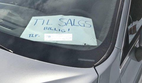 KONTRAKT: Nesten halvparten dropper kontrakten når de kjøper bruktbil.