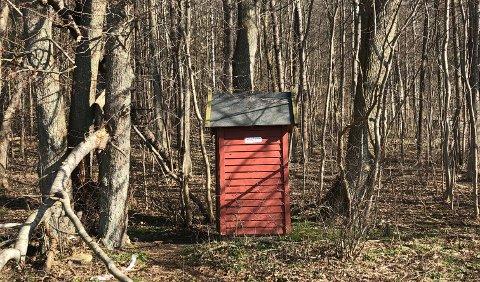 SNART HISTORIE: Toalettfasilitetene på Refsnesstranden vil bli langt bedre sommeren 2020.