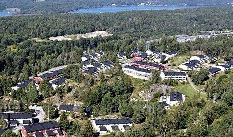 Moderniserer: Over 400 boliger i Trolldalen skal nå få nye baderom.