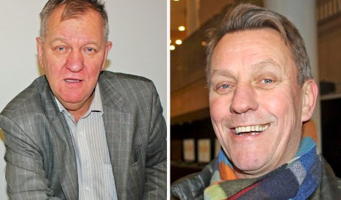 SATSER: Brødrene Knut og Gunnar Wilhelmsen går inn med snaue seks millioner kroner i Arctic Center.