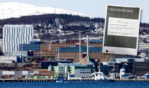 UNN: Fra januar blir PCI-senteret ved UNN i Tromsø delt med Nordlandssykehuset i Bodø. Foto: Torgrim Rath Olsen