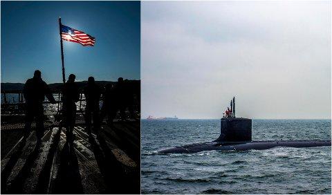 Regjeringen ønsker at amerikanske reaktordrevne ubåter skal ta i bruk Grøtsund industriområde i Tromsø kommune.