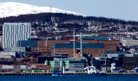INFORMASJON PÅ AVVEIE: Universitetssykehuset i Nord-Norge la personopplysninger om pasienter og ansatte ut på internett.