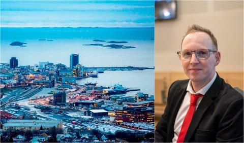 KRITISK: Bodø ønsker at Nordnorsk kunstmuseum åpner en filial i byen. Det får tidligere direktør Jérémie McGowan til å reagere.
