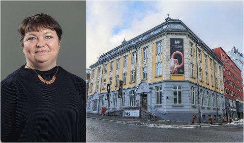 SLUTTER: Bodil Kjelstrup har sagt opp sin stilling som administrativ leder ved Nordnorsk kunstmuseum.