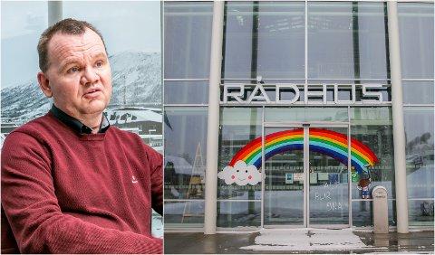 LØNNSHOPP: Stig Johnsen hadde en årlig inntekt, bonuser inkludert, på rundt 2,2 millioner kroner før han startet som direktør i Tromsø kommune.