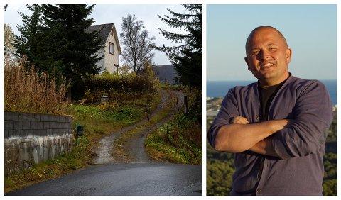 I EIENDOMSKRANGEL: Tromsøinvestor Thomas Bugge forhandlet i over to år om en sentrumseiendom i Tromsø før selgeren trakk seg. Nå skal saken opp for lagmannsretten.