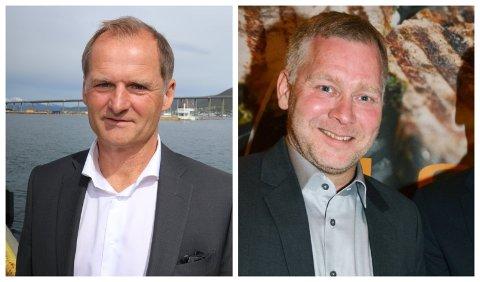 KJØP OG SALG: Jørn-Even Hanssen har kjøpt bolig av Erik Mydland.