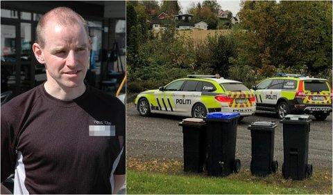 20 ÅRS FENGSEL: Hans Olav Overn (45) er dømt til 20 års fengsel for drapet på sin sønn Oscar André Ocampo Overn (15).