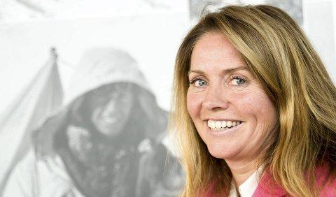 Håper på respons: Daglig leder av Heyerdahl instituttet,  Beate Bjørge, håper på god respons.