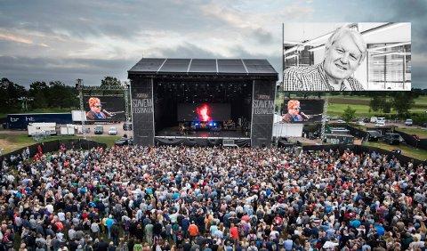 Elton John, Stavernfestivalen, festival, konsert, larvik golf arena, stavern, musikk,