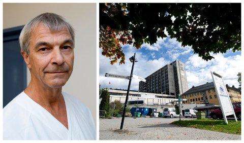 Ole Jonas Rolstad, avdelingsoverlege ved medisinsk avdeling ved Sykehuset Innlandet i Lillehammer, erkjenner at det er gjort en alvorlig feil og beklager på det sterkeste.