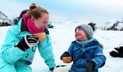 Nyt påsken ute, er oppfordringen fra Norsk Friluftsliv. Foto: Leni Vilnes Mjåseth, Norsk Friluftsliv/ANB