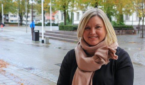 UTSATT: Sjølie Pedersen sier medlemmene vil få koronainfo.