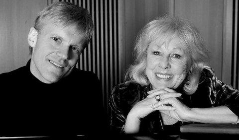 Kjærlighet: Lise Fjeldstad og Håvard Gimse kommer til Vinterlysfestivalen med Kjærlighet. Foto: Anne Elisabeth Næss