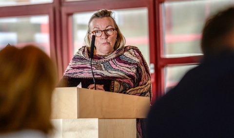 Rana kommune formannskapsmøte formannskapet. SV Marit Elisabeth Tennfjord