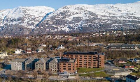 Utvider: Søknadsfristen for stillingen som prosjektdirektør utvikling til det nye Helgelandssykehuset gikk ut mandag. Nå har fristen blitt utvidet med to uker.