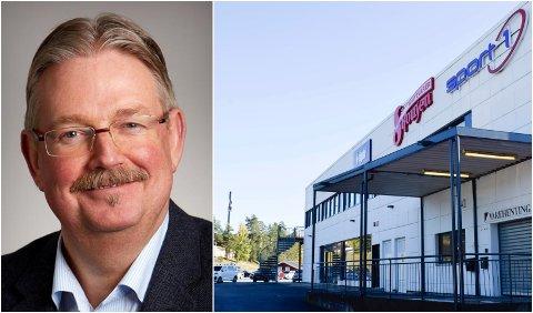 2011: Coop-direktør Roar Steinsgrimsen har jobbet for butikk på Hvervenkastet siden 2011. Snart åpner den.