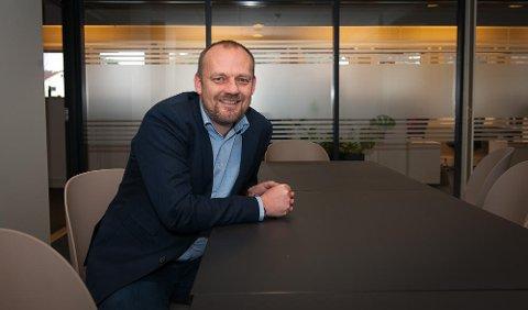 Fredrik Langfeldt er daglig leder for byrået som gikk fra å drive med arrangement- og reisevirksomhet, til å drive med kultur- og merkevarebygging med økonomisk hjelp fra bedriftsintern opplæring.
