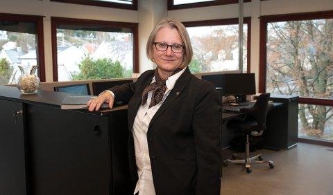 BLIR VALGANSVARLIG: Mette Wiik er i dag enhetsleder for politisk sekretariat, en oppgave hun fortsatt skal ha videre.