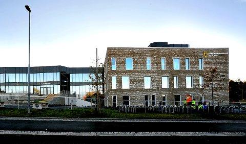 UTEKJØKKEN: Sandesundsveien skole får totalt 175.000 kroner fra Østfoldhelsa, og de pengene skal blant annet brukes til et utekjøkken.