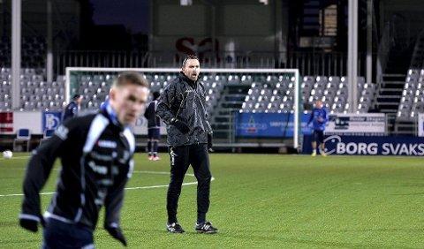 FFK NESTE? Joakim Klæboe har kjent som en meget sterk trener på feltet, og har gjort suksess som assistent i Kristiansund de tre siste årene. Nå har han vært i samtaler med FFK.