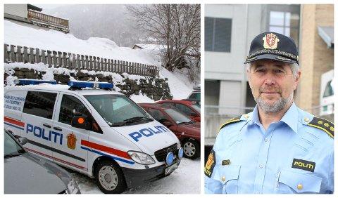 19 nye: Politiet i Sogn og Fjordne skal få 19 nye bilar ut på vegane i 2021.