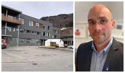 NO BLIR DET: Frå førstkomande onsdag blir det dropp inn-vaksinering i Sogndal for folk som fekk førstedose til bestemte datoar.