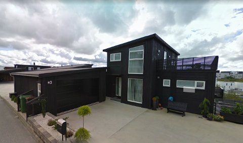 Denne boligen på Skadberg ble den dyreste boligen som ble tinglyst etter salg i juni.