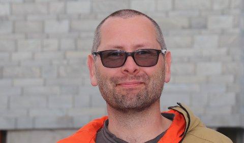 LITE STØTTE: Jan Andor Næss fra Miljøpartiet De Grønne (MDG) i Strand har fått lite støtte fra de andre lokalpolitikerne når det gjelder behandlingen av nye tiltak i området ved Revsvatnet og Preikestolen Fjellstue. Arkivfoto