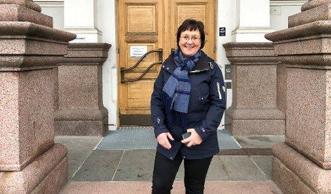 ENGASJEMENT: Karianne Hansens innlegg om klimastreikende skoleelever på Facebook, har fått 150 kommentarer og blitt delt 640 ganger.
