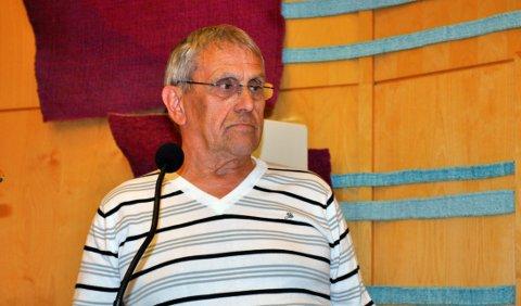 TRAKK SEG: Under et ekstraordinært styremøte i seniorsaken Vestfold mandag, trakk styremedlem Roald Bentzen seg.