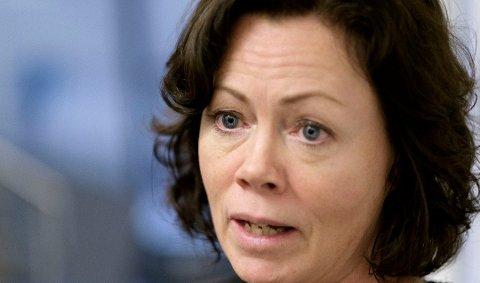 Forbrukerminister Solveig Horne (Frp)