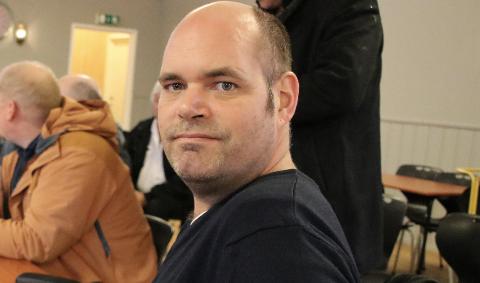FIKK IKKE FLERTALL: Christian Eikeland (Frp) påpekte at fylkeskommunen bør gå for ny E39 via Lølandsvann for å ikke gjøre den nye E39 for dyr for Nye Veier, men han fikk ikke flertall