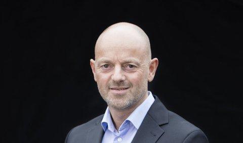 Bjørn Takle Friis, kommunikasjonsdirektør i Coop, ser fram til å få alle svar på bordet.