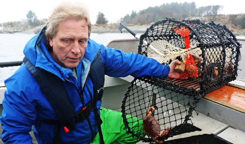 Captain Sig Hansen, for mange kjent frå fjernsynsprogrammet Deadliest catch kjem i slutten av månaden til Knarvik.