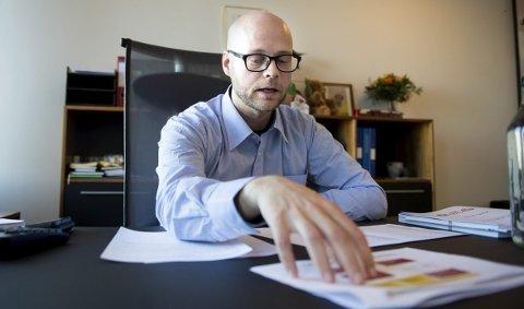 Skolebyråd Pål Hafstad Thorsen (Ap) er tydelig på at ingen lenger skal tvinges til å benytte kartleggingsverktøyet Tras for å kartlegge barnas språkferdigheter. ARKIVFOTO: SKJALG EKELAND