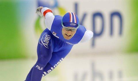 – Stemningen innad i laget er ikke på topp etter denne helgen, men resultatene på 1500 meter hjalp litt. Nå gjelder det å fyre hverandre opp før neste helg, sier Sverre Lunde Pedersen.