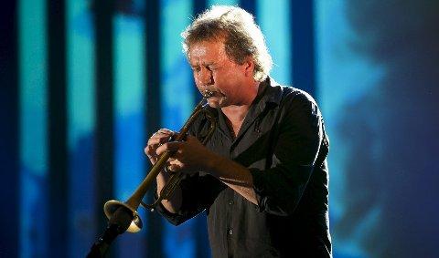 Nils Petter Molvær har spilt på Nattjazz en rekke ganger. I mai neste år er han tilbake. Her fra en opptreden i Operaen i Oslo for noen år tilbake. foto: scanpix