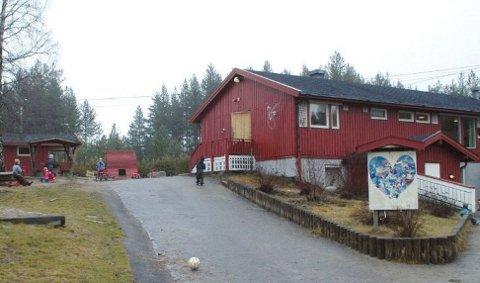 SALG: Får formannskapet viljen sin vil den gamle barnehagen på Krøderen bli lagt ut for salg rett etter sommerferien.