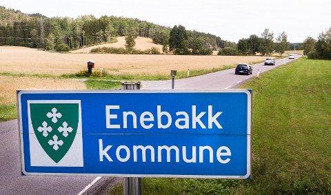 Mange vil til Enebakk for tiden. Antall innbyggere i kommune økte med 50 i andre kvartal i år.