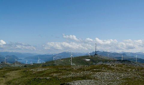 BER OED TA JOBBEN: Norges Vassdrags- og Energidirektorat meiner endringane til utbyggjarane av Bremangerlandet vindpark er så store at dei i realiteten krev omgjeringsvedtak i konsesjonen som OED har gitt.