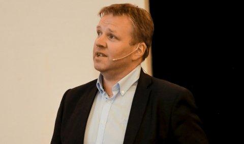 Karl Vidar Førde- kommunalsjef for samfunn og utvikling. Bremanger