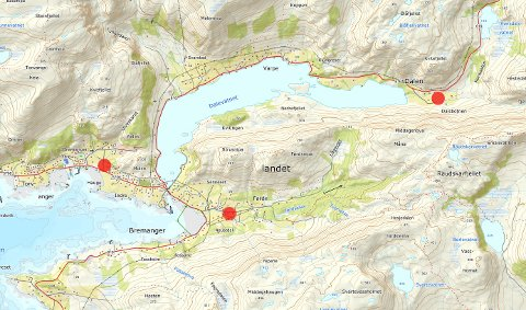 AURE-ELVAR: Tilstanden for auren i Håkselva, Førselva og Dalselva skal kartleggast.