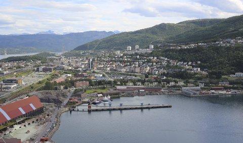 Ikke flere konkurser: Det er ikke flere konkurser i Narvik en andre steder med samme marked, vi må bare se litt dypere på tallene, mener Kjetil Moe i Narvikregionens Næringsforening.