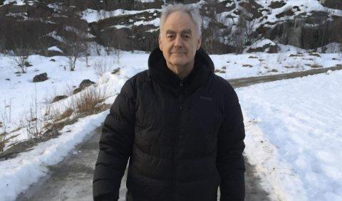 FORTSATT NARVIKING: Rolf Lauritz Urke beskriver seg fortsatt som narviking, til tross for opphav i Lofoten, og mange år andre steder i landet. Foto: John-Arne Storhaug