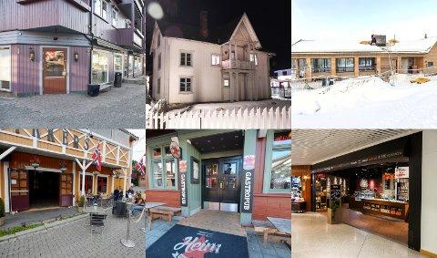 Her er et knippe av spisestedene som fikk besøk av Mattilsynets kontrollører i årets andre og tredje måned.